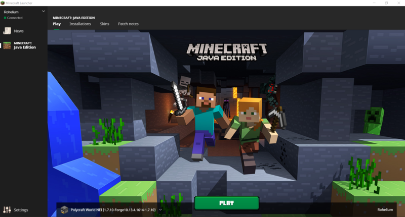 File:1. Select Minecraft launcher launch optionsv2.png