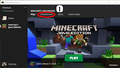 1. Select Minecraft launcher launch options.png